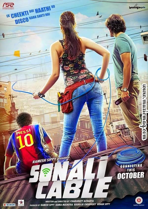 Sonali Cable Poster, Bollywood Movies, Sonali Cable Poster