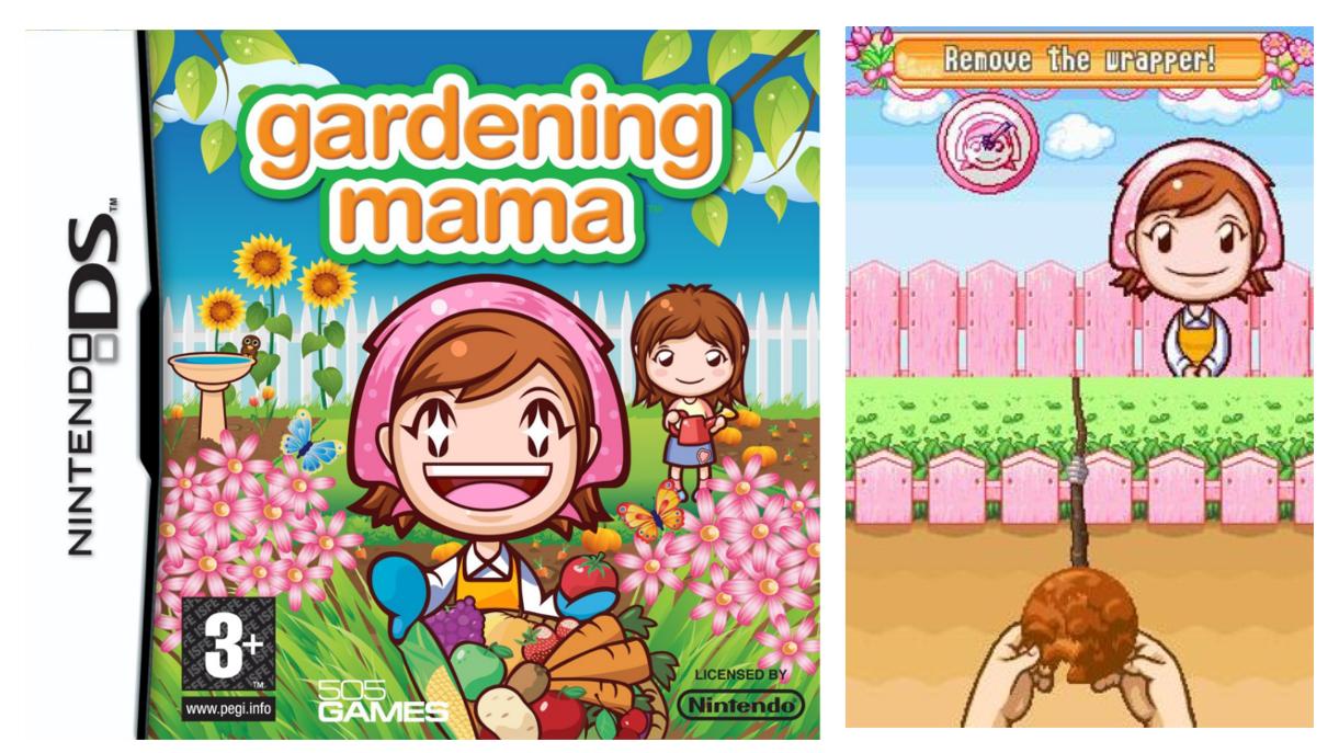Minijuegos Cocina | Otaku Rakuen La Serie Cooking Mama