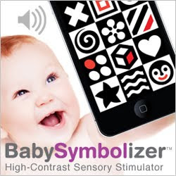 Brain Stimulation Mobile App for Babies - Baby Symbolizer