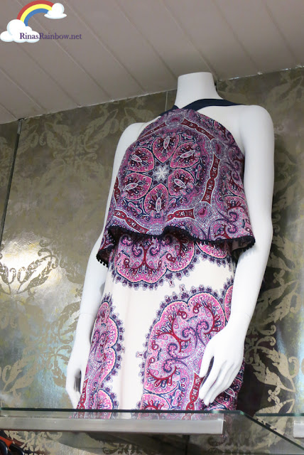 Paisley Cami Dress