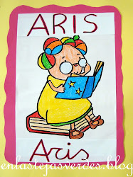 Aprendemos a leer con Aris en Letrilandia