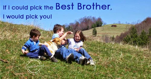 Brother Quotes, Sayings about brotherhood