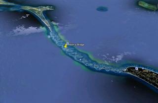 Misteri Jembatan Adam Bridge Yang Berumur Lebih dari 1 Juta Tahun