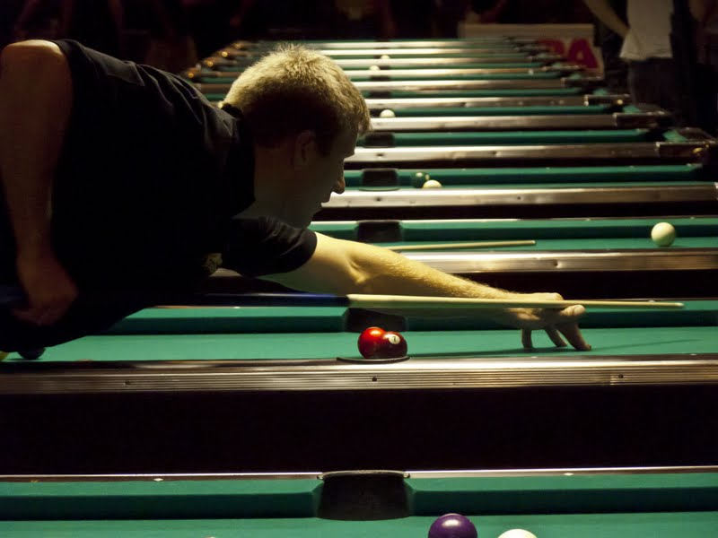 Chinook Winds Pool Tournaments