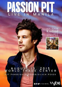 Passion Pit Live in Manila