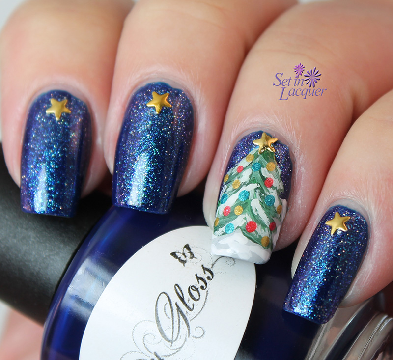 Set in Lacquer: Christmas