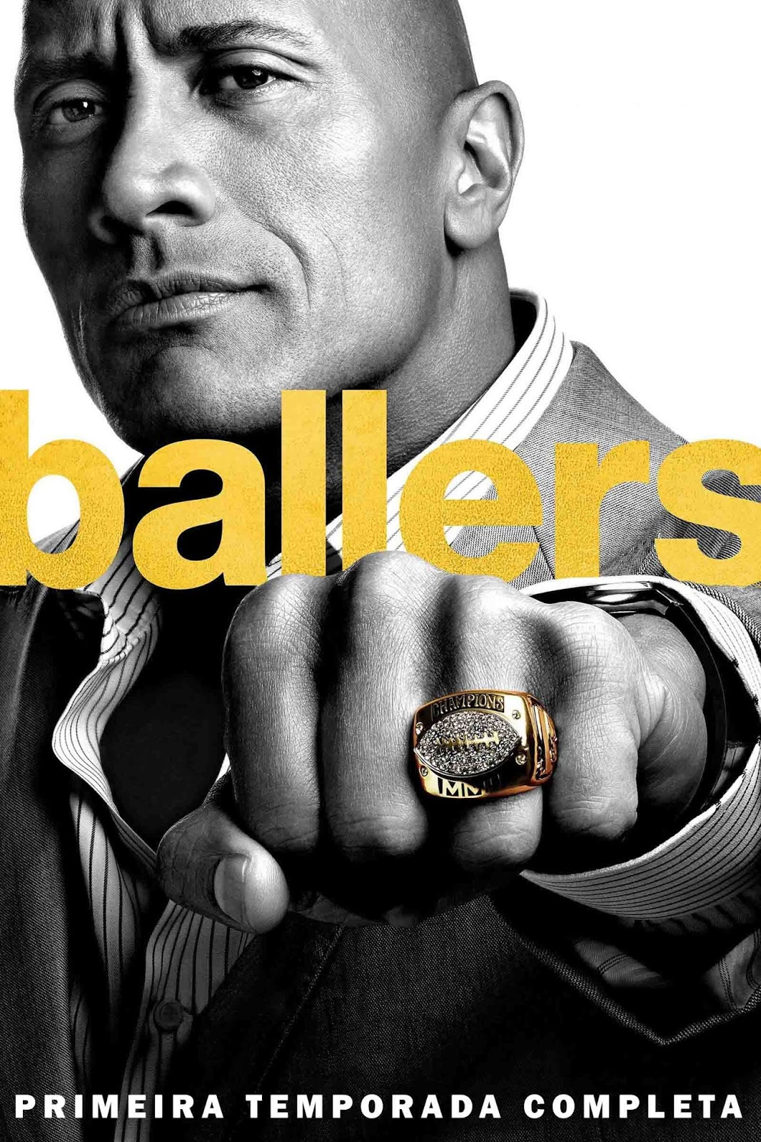 Ballers 1ª Temporada Torrent - BluRay 720p/1080p Dual Áudio