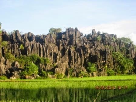 Taman Batu Kapur Rammang-Rammang