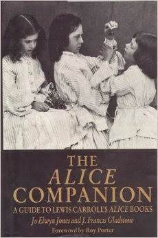 """the Alice companion"" - Jones, Elwyn"