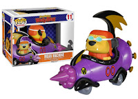 Funko Pop! Mutley Mean Machine