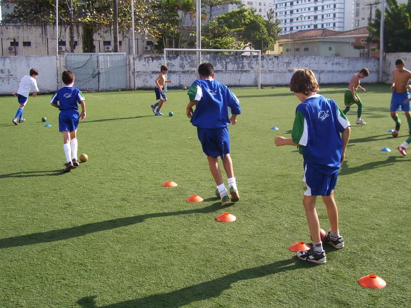 Soccer Skills And Training Science Of Training In Soccer