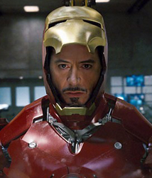Homem de Ferro - Robert Downey Jr.