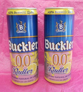 Buckler 0,0 Radler.