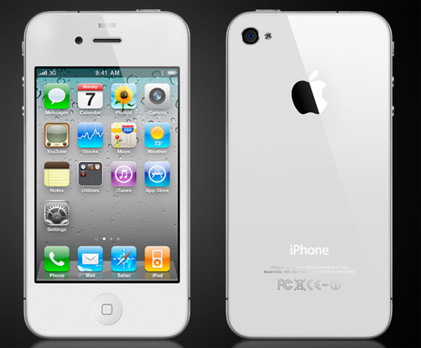 16GB iPhone 4