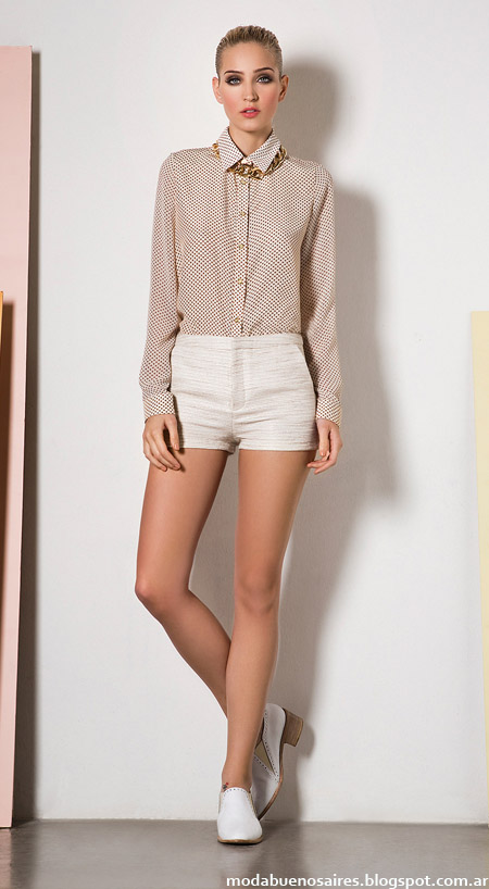 Shorts 2014 Square moda 2014.