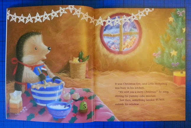 One Special Christmas by M. Christina Butler children's story book review inside page