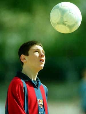 Revelan conmovedores secretos de la infancia de Messi