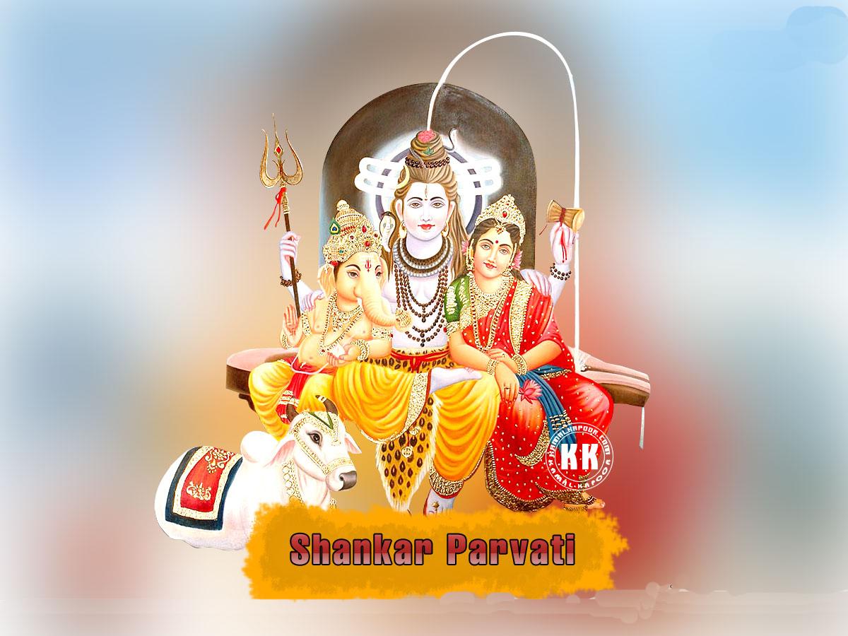Most Inspiring Wallpaper Lord Vishwakarma - Shiv+Parvati+hd+wallpaper  You Should Have_546727.jpg