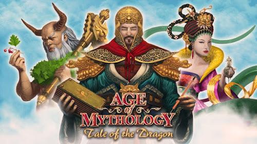 Age Of Mythology Tale Of The Dragon