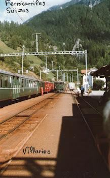 Ferrocarriles Suizos