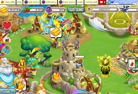 Dragon City Hack Free Gold Update
