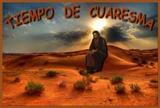 TIEMPO DE CUARESMA
