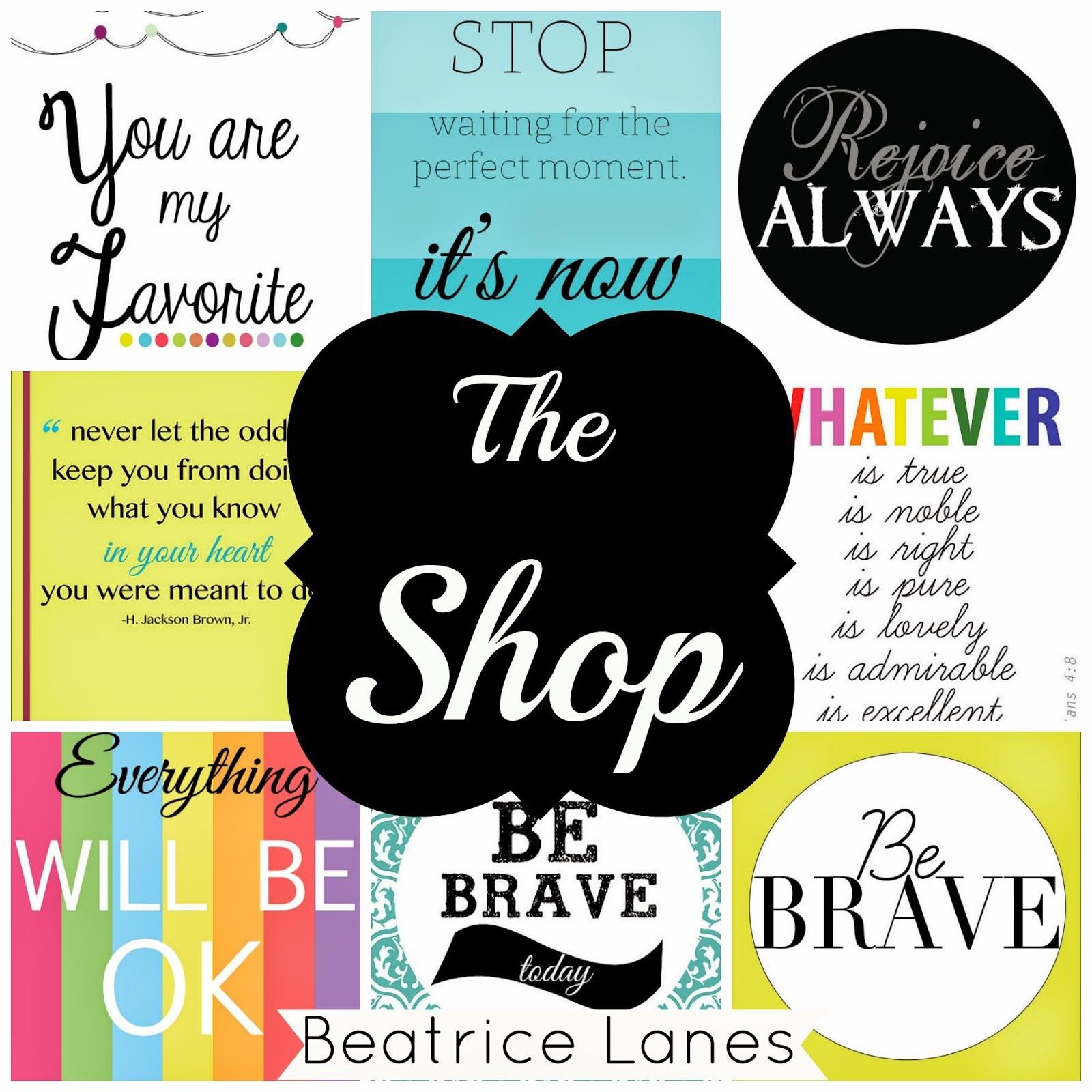 Beatrice Lanes