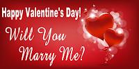 Valentine's Day Prosposal Banner