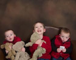 Tate, Beck and Trey