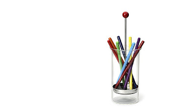 Creative Pen Holders and Cool Pencil Holders (15) 15