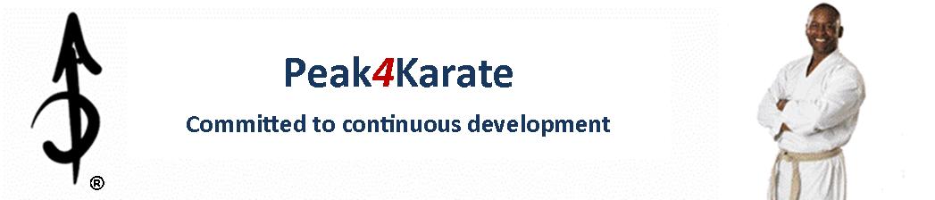 Peak4Karate