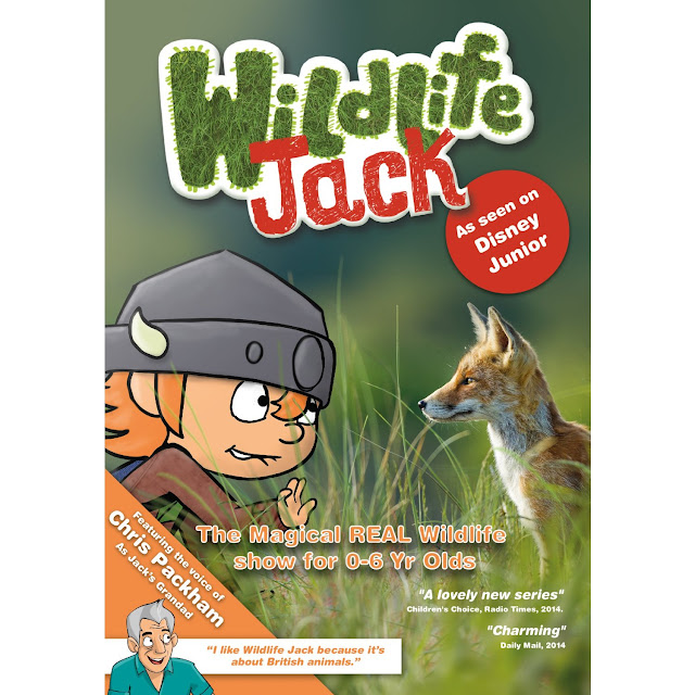 Wildlife Jack - Series One on DVD