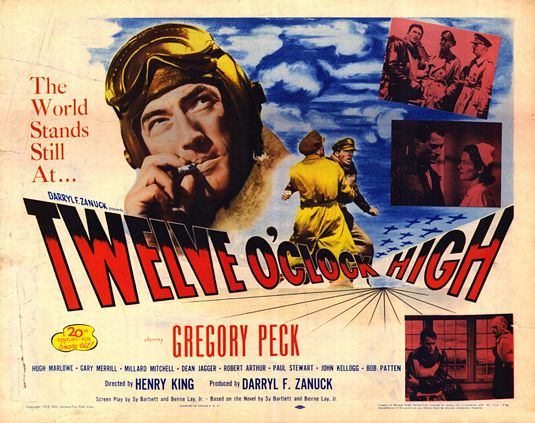 classic movies twelve oclock high 1949