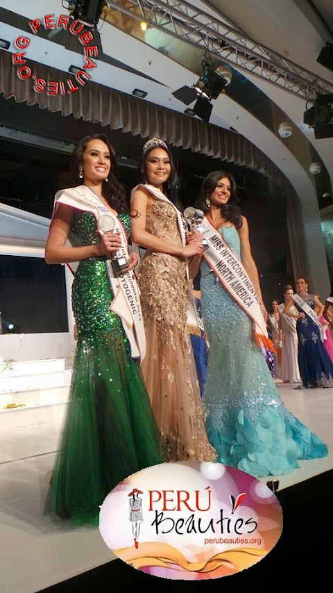 Tailandia es Miss Intercontinental 2014