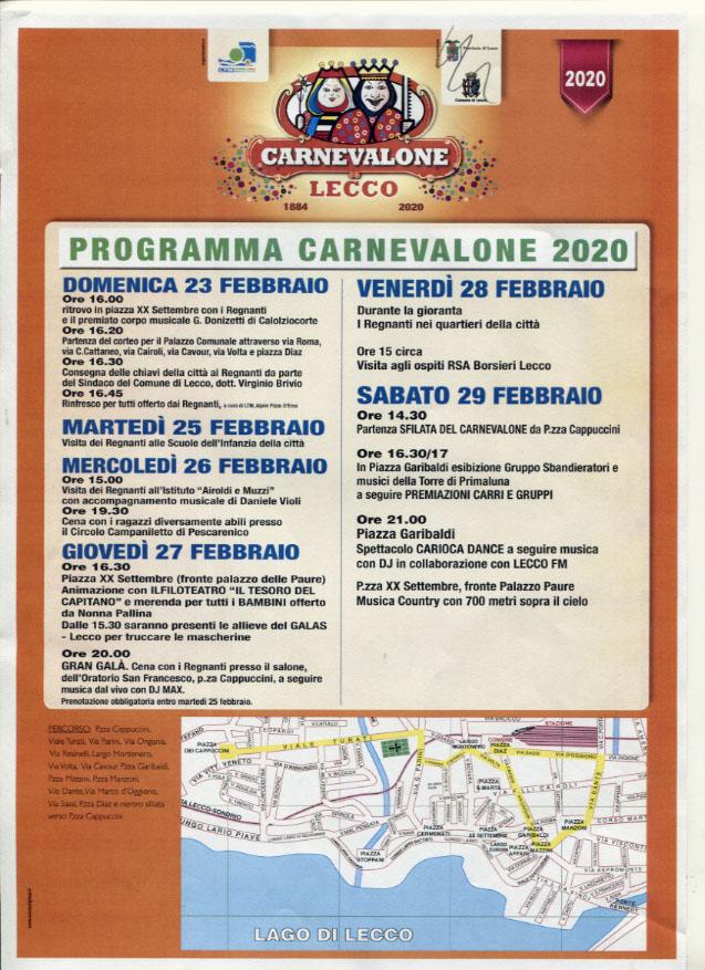Carnevalone 2020
