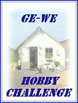GeWe hobby challenge
