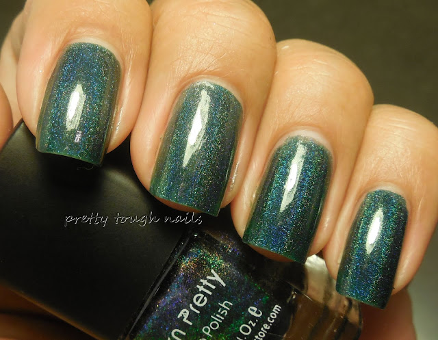 Born Pretty Dark Green (#12)