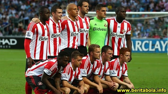 Squad Sunderland 2013/2014 New Premier League