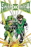 Green Lantern. green Arrow best comic