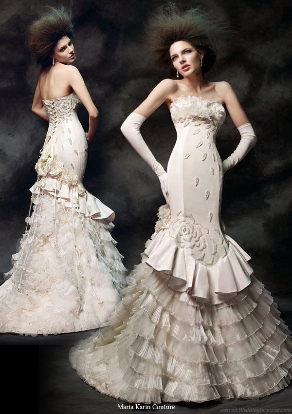 Yesenia\'s blog: Fairytale wedding dresses like Belle 39s dress from ...