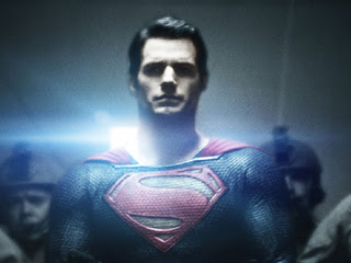 Wallpaper Superman untuk BB 8520