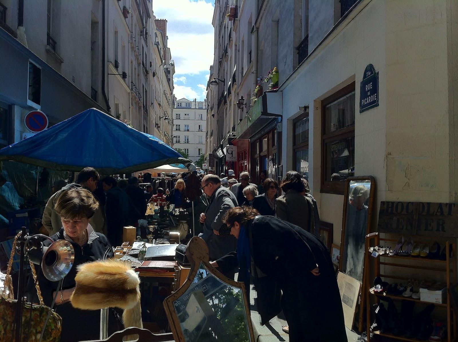 My little fab brocante rue de bretagne - Brocante rue de bretagne ...
