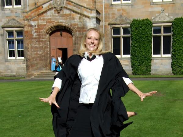 Memory lane: Graduation