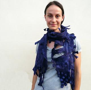 валяние шарф, шарфы, шарф, модные шарфы, купить шарф, женские шарфы, валяние из шерсти, валяние войлока