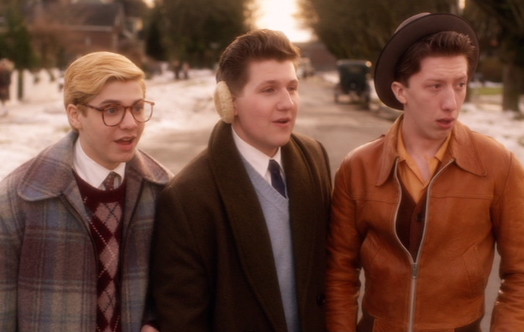 a christmas story 2 takes place several years later now ralphie is almost 16 years old and still friends with schwartz and flick - What Year Did A Christmas Story Take Place