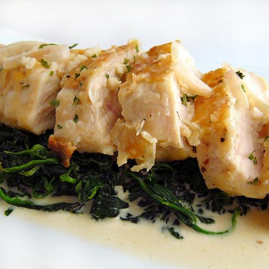 Chicken Florentine – PheNOMenal