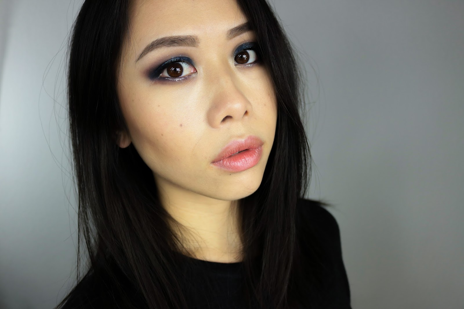 Night Sky Tom Ford smoky eyes