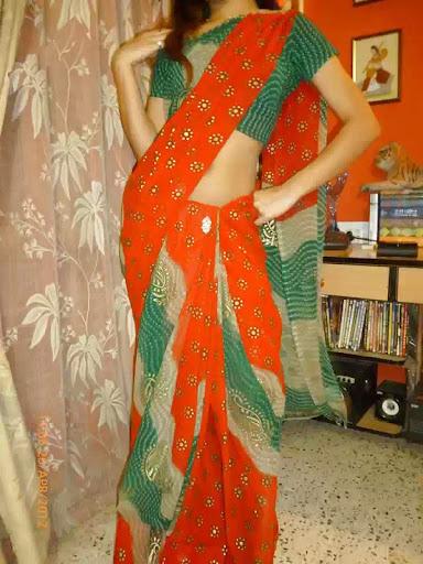 manisha bhabhi removing saree and blouse   nudesibhabhi.com