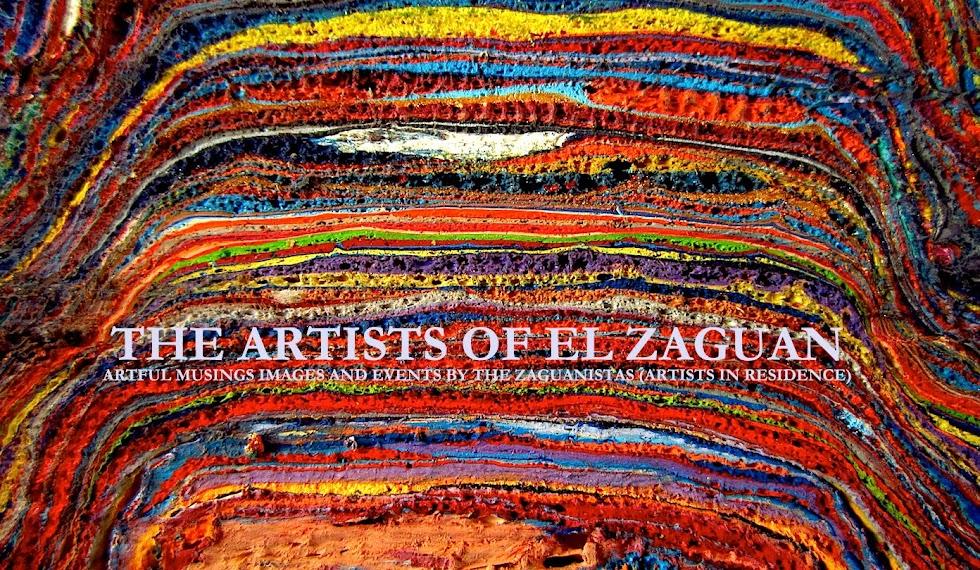 The Artists of El Zaguan