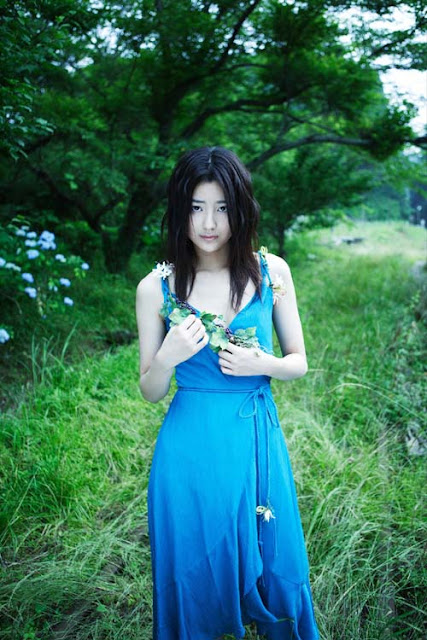 Beutiful Harada Natsuki Posing